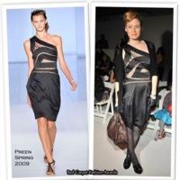 Róisín Murphy en la Semana de la Moda de Nueva York