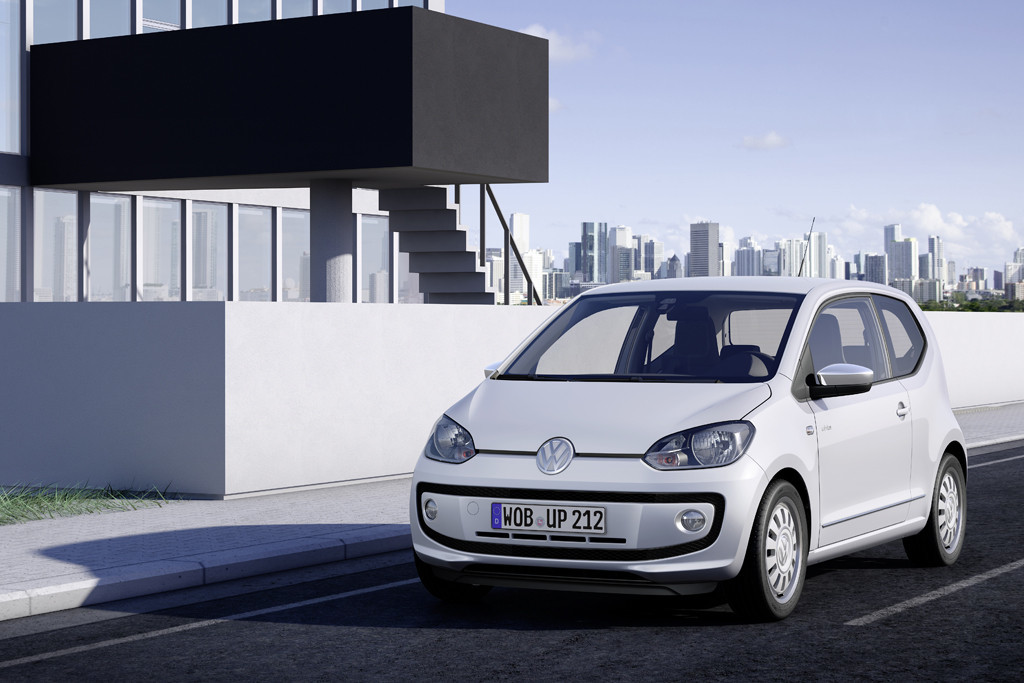 Foto de Volkswagen Up! (37/75)