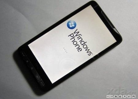 Windows Phone 7 en un HTC HD2, en vídeo