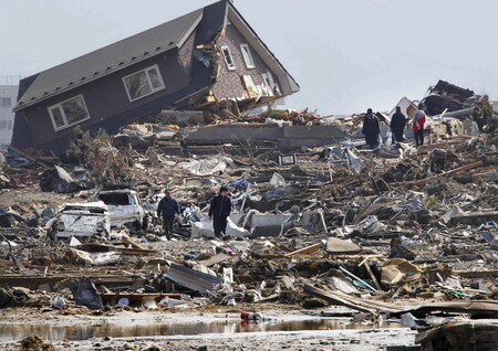 Terremoto Japón.