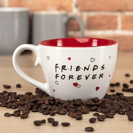 Taza De Cafe Friends Forever