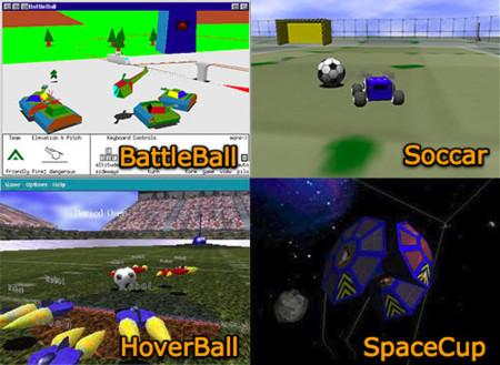 Cuatro juegos mas