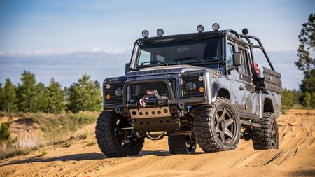 Project Viper, un Land Rover Defender preparado para llevarte al fin del mundo