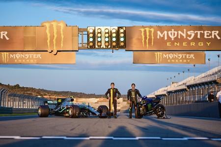 Rossi Hamilton Motogp Formula1 2019 6