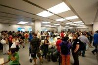 Apple está estudiando la posibilidad de recoger los envíos de su tienda online en las Apple Store