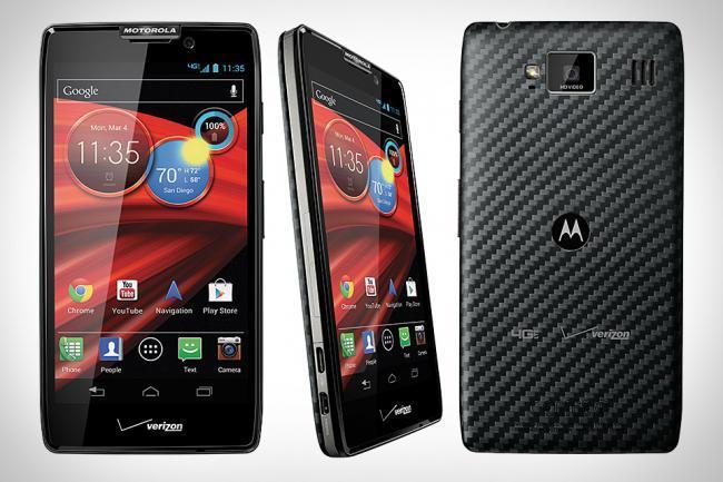 Motorola Razor Maxx