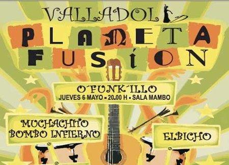 """""""Valladolí Planeta Fusión"""": flamenco, rumba y rock"""