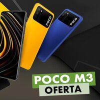 Más barato que nunca: el Poco M3 de Xiaomi ahora en eBay sólo cuesta 109,99 euros con envío gratis y desde España