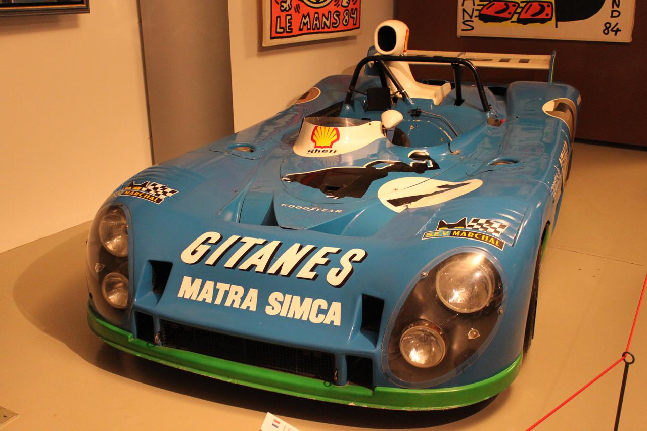 Foto de Museo 24 horas de Le Mans (42/246)