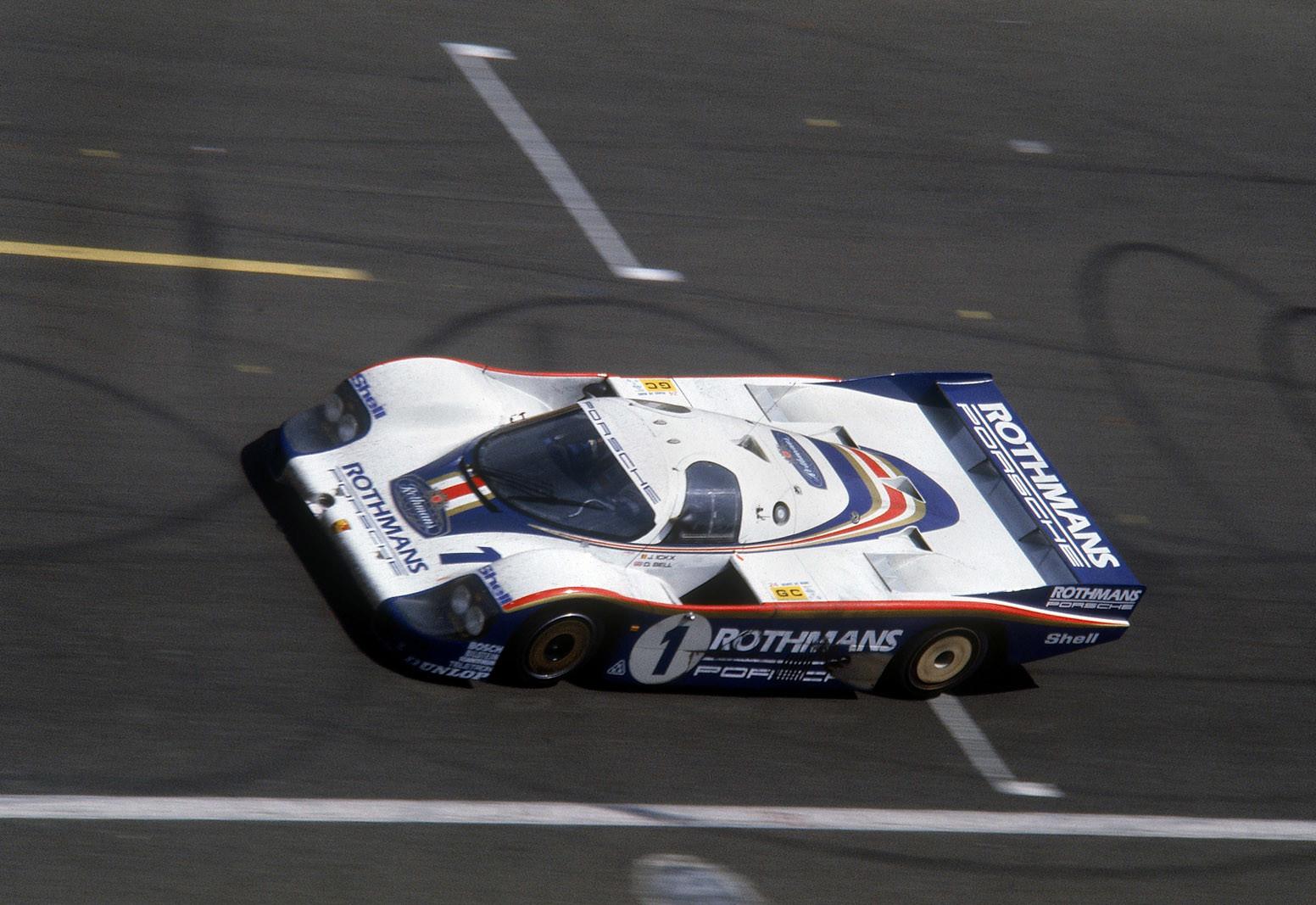 Foto de Campeones Porsche en Le Mans (7/28)