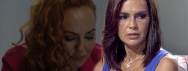 Olga Moreno desvela cómo se enteró del intento de suicidio de Rocío Carrasco y cuál fue su reacción