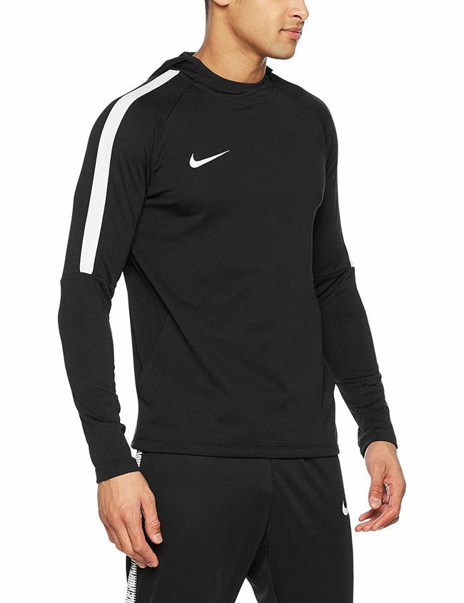 La sudadera Nike Dry Academy está disponible a partir de 16,81 euros en Amazon