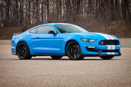 2017 Ford Shelby Gt350 Mustang 5
