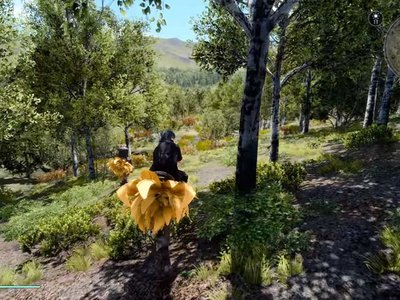 Comparan Final Fantasy XV en las versiones de PS4 y PS4 Pro