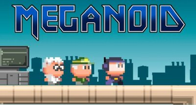 Meganoid: plataformas con un toque nostálgico