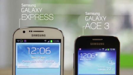Samsung Galaxy Express y Ace III ¿cuál elegir?: conócelos en vídeo