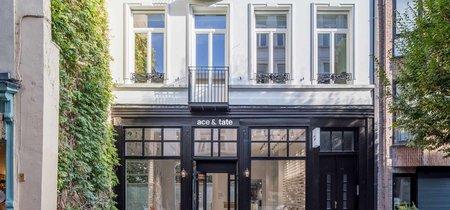 Espacios para trabajar: la nueva tienda de Ace&Tate en Amberes by Standard Studio