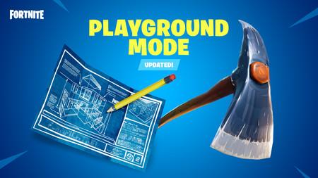 Mañana vuelve Patio de Juegos a Fortnite y permitirá jugar contra amigos