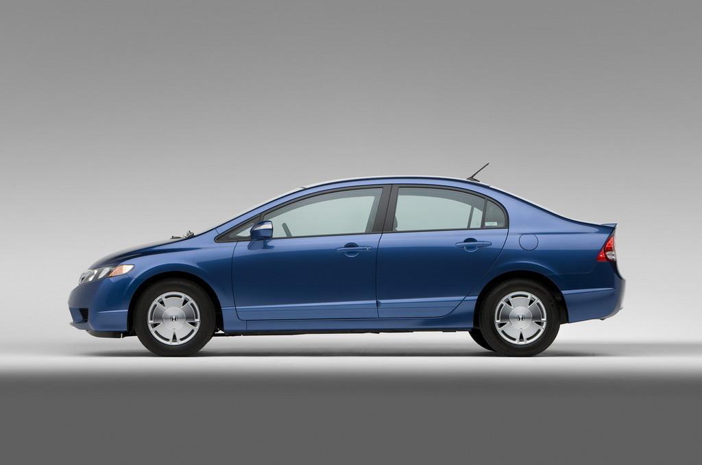 Foto de Honda Civic Hybrid 2009 (7/24)