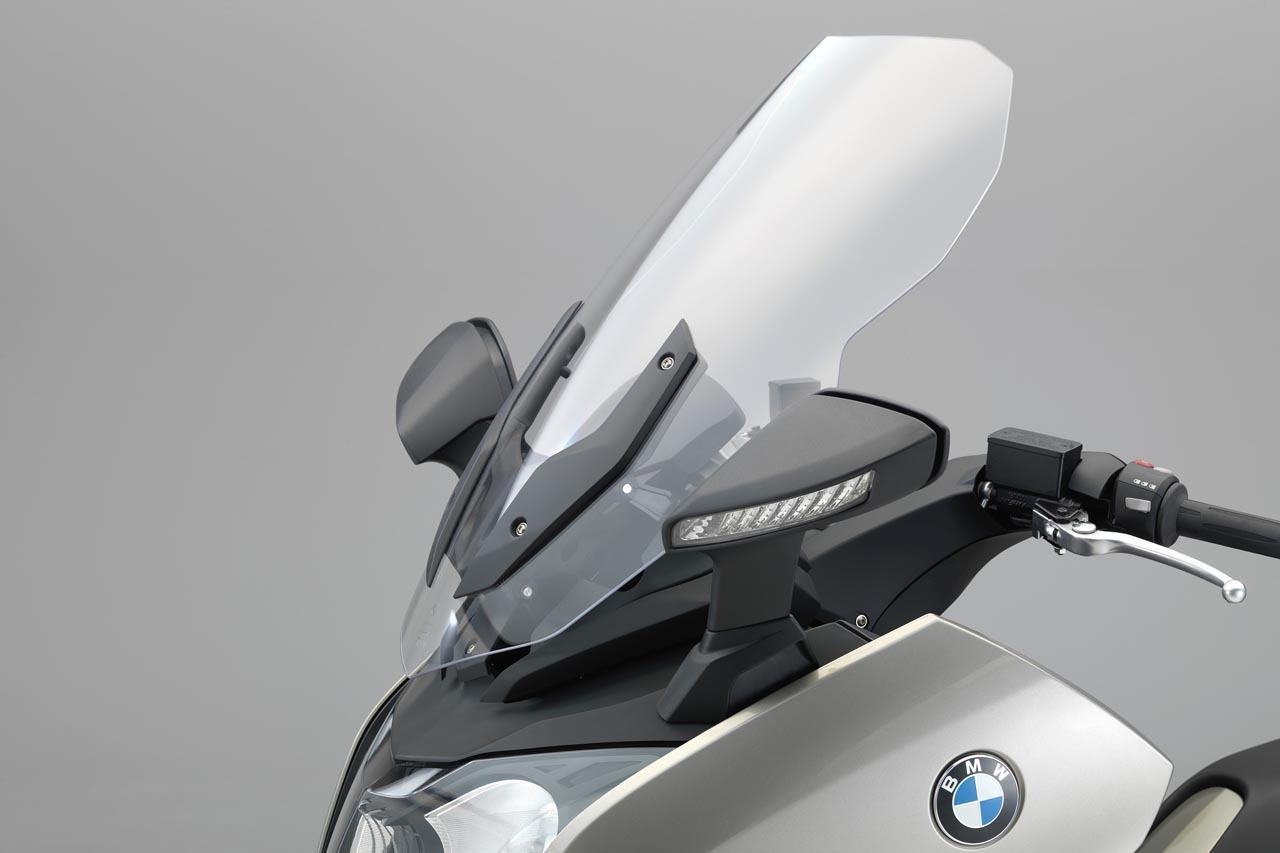 Foto de BMW C 650 GT y BMW C 600 Sport, detalles (13/38)