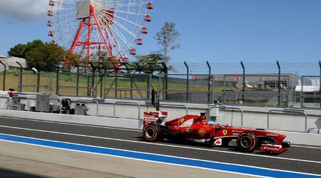 Fernando Alonso, octavo, más lejos que nunca de los mejores