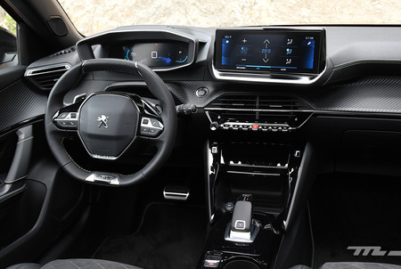 Peugeot 2008 2021 Opiniones Mexico 23