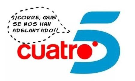 La fiesta continua: Telecinco y Cuatro anuncian mañana su fusión