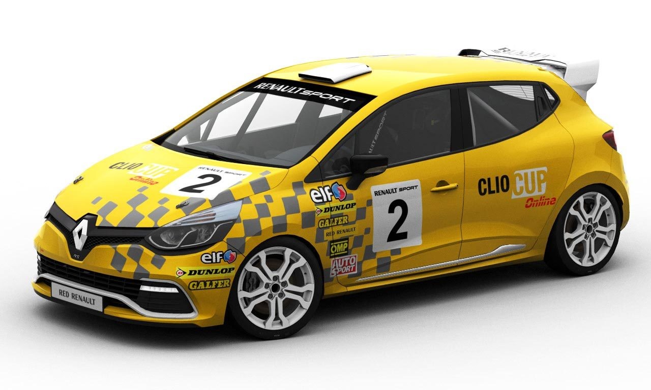 Foto de Renault Clio Cup On Line (2/24)