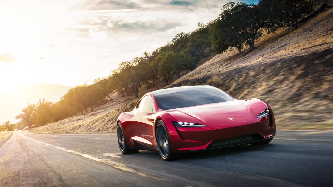 Foto de Tesla Roadster (1/11)