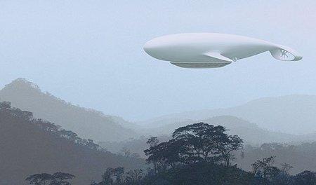 Manned Cloud: un hotel de lujo volante