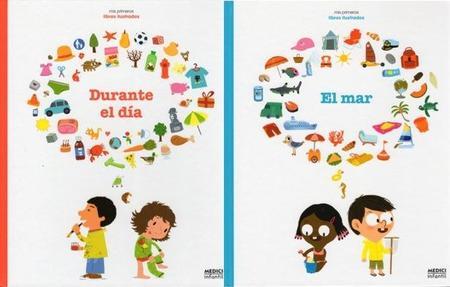 'Mis primeros libros ilustrados', los niños también tienen su enciclopedia