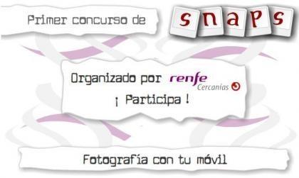 Snaps de Renfe, participa
