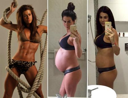 mejores cuerpos fitness femeninos
