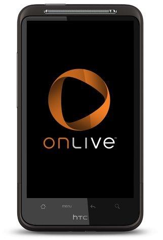 HTC quiere un pedazo de OnLive, ¿juegos en la nube para sus teléfonos y tablets?