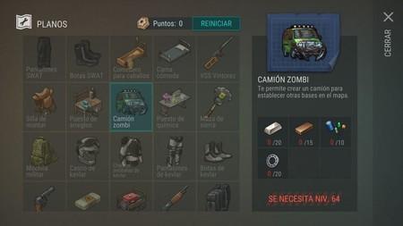 Camion Zombie
