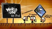 'World of Goo'. Su versión para iPad está casi lista