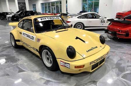 40 millones de pesos por este Porsche de carreras: algunos de sus dueños fueron Emerson Fittipaldi y Pablo Escobar