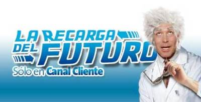 La recarga del futuro, en Movistar