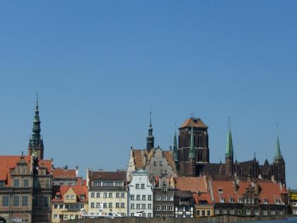 Gdansk: La puerta al báltico en Polonia