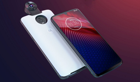 Moto Z4: Motorola apuesta por una sola cámara de 48 megapíxeles para renovar su familia Z