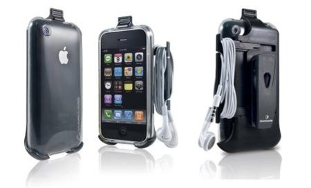 Marware Sidewinder Deluxe, funda + clip para el iPhone 3G