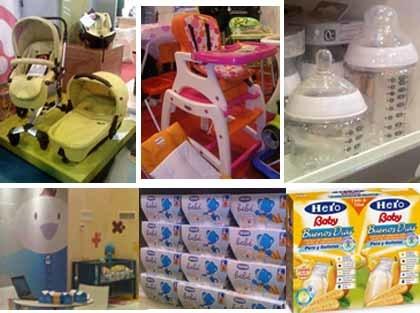 Feria Bebés & Mamás: novedades varias - (parte II)