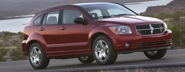 Dodge Caliber, cinco estrellas