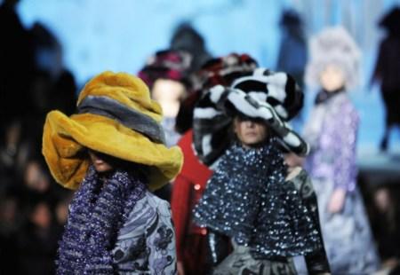 Tendencias Otoño-Invierno 2012/2013: ¡hurra!, el sombrero es lo más