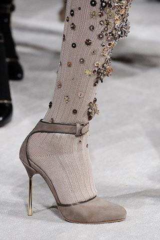 Hazte tú misma los calcetines de moda de Miu Miu