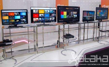 RTVE lanza su servicio de HbbTV en diferentes plataformas