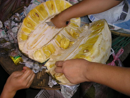Artocarpus Heterophyllus Fruit Laos