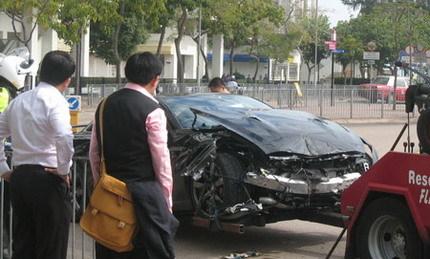 Cae el primer Nissan GT-R