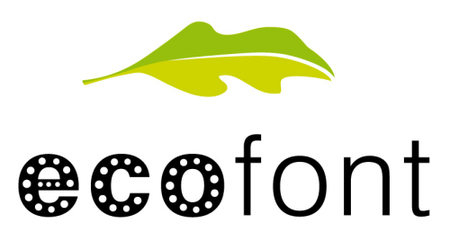 Ecofont, tipo de letra para ahorrar al imprimir
