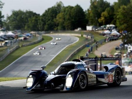 Victoria de Peugeot en Petit Le Mans y primer título en la Intercontinental Le Mans Cup